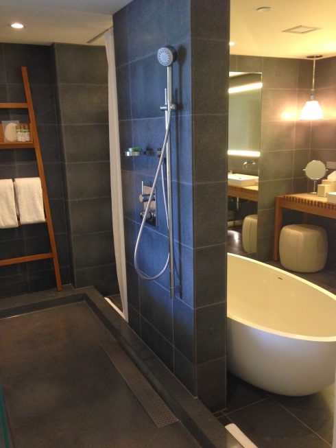 Andaz Bathroom